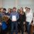 Награждение победителя программы «Действуй без границ»